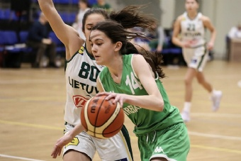 U16 Irish Basketball star