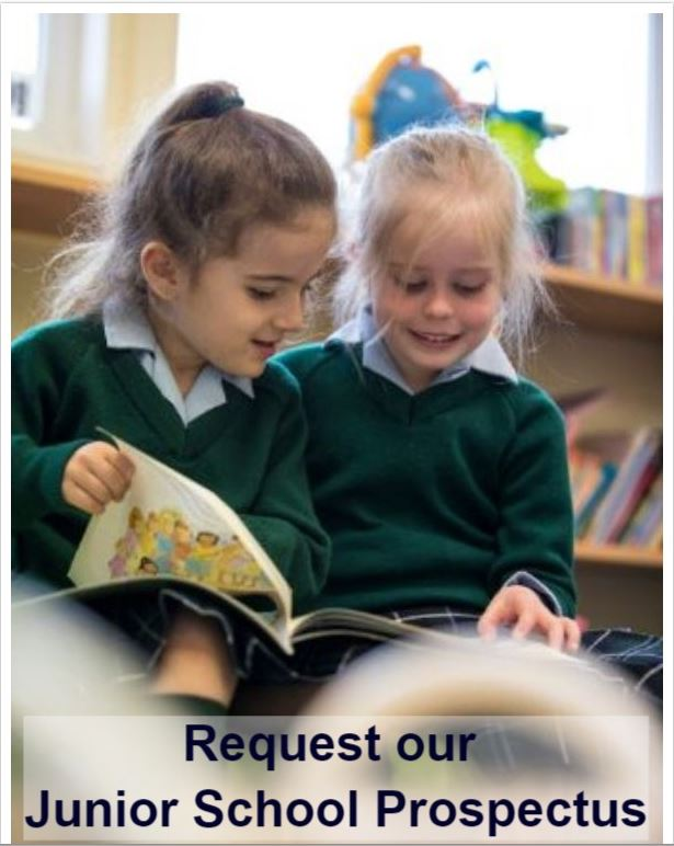 Request our Junior School Prospectus